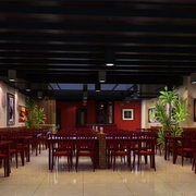 中国式的饭店设计