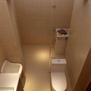 卫生间整体实景图