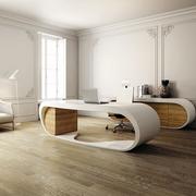 造型时髦的办公桌