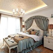 混搭地中海卧室