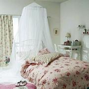 婚房田园风格卧室