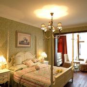 卧室温暖墙衣欣赏