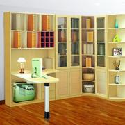 整体书柜设计图