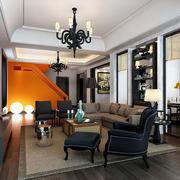 奢华高贵的客厅