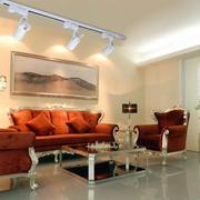 客厅沙发背景灯