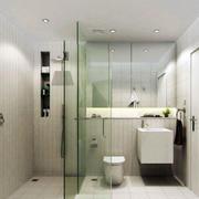 现代卫生间装潢