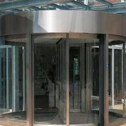 高级大厅旋转门