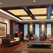 古典优雅的展厅