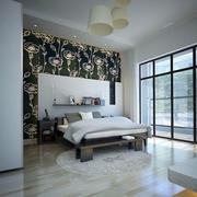 卧室背景墙壁纸