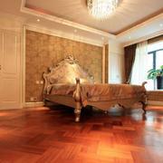 别墅卧室简欧设计
