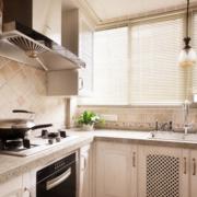 厨房精致窗帘