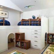 儿童房装潢展示