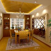 温馨东南亚餐厅设计