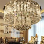 令人震撼的客厅水晶灯