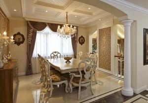 古典简欧风格餐厅