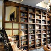 大户型气派书柜