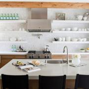 厨房置物架展示