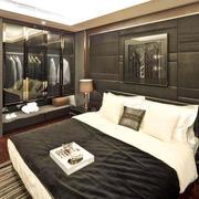 男士会喜欢的卧室