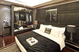 个性化夸张的后现代风格卧室装修效果图