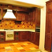 古色古香厨房橱柜