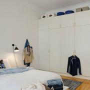 公寓卧室衣柜图片