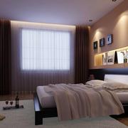 卧室温馨背景墙