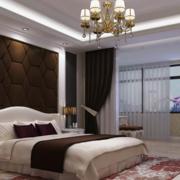 小卧室结实耐用床图片