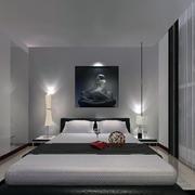 白色清纯卧室