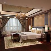 异域风情的大卧室