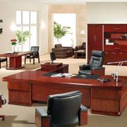 大户型办公室设计