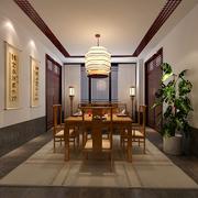 新中式简约餐厅