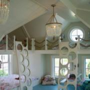 复式楼阁楼个性卧室