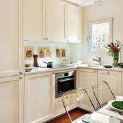 厨房素雅橱柜
