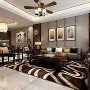 格调优雅的客厅