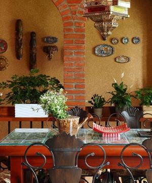 东南亚民族特色餐厅