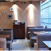 餐厅墙面装饰设计