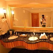 酒店洗手间装饰