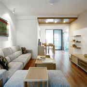 客厅舒适装潢设计