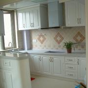 小型开放式厨房