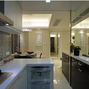 厨房窗户效果图