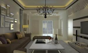 客厅温馨装饰