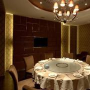 饭店包厢装饰设计