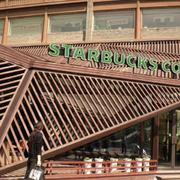 造型优美的咖啡厅