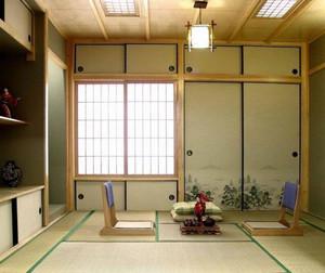 日式家居榻榻米