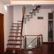 简洁前卫阁楼楼梯