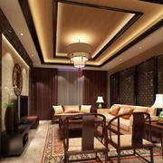 新中式儒雅客厅
