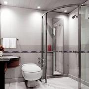 浴室玻璃隔断门
