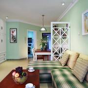 清新自然的客厅设计