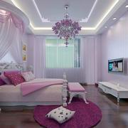 浪漫温馨的儿童房