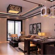 小户型中式客厅